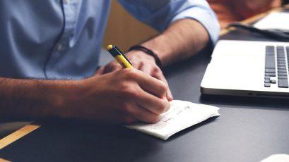 6 tips voor een goede sollicitatiebrief