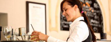 CV voor obers en barista's