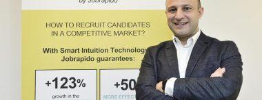"""Jean-Pierre Rabbath, Chief Product Office van Jobrapido en VP Analytics: """"Hoe we taxonomie gebruiken om de juiste persoon aan te passen aan de juiste mogelijkheid"""""""