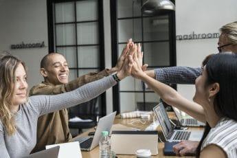 Vijf tips voor succesvol samenwerken