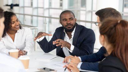 Hetzelfde waardesysteem delen is fundamenteel wanneer je contact met andere professionals maakt